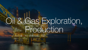 Oil & Gas Exploration, Production